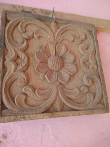 Design Wood Carving Front Door Frame Manufacturer From Chennai