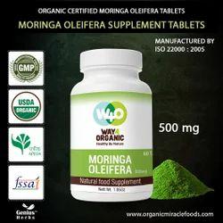 Best Quality Natural Moringa Tablets 500mg