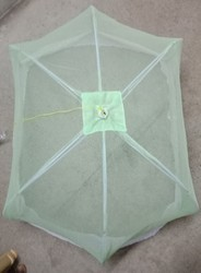 6 ribs baby umbrella mosquito net
