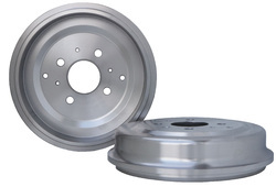 RM Silver Ashok Layland Dost Suitable Brake Drum