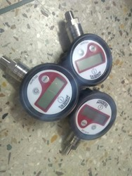Winters Digital Pressure Gauge 0 To 100 Bar