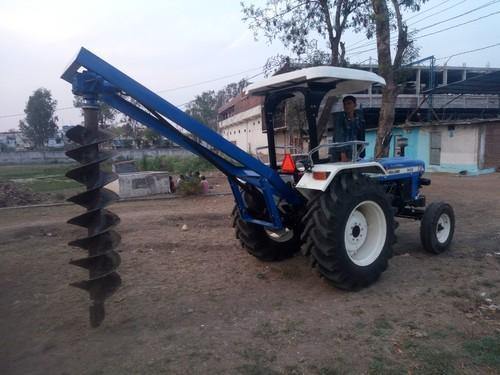 Big Tractor Equipments - Tractor Mounted Hole Digger
