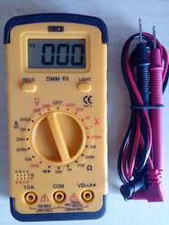 Meco DMM 63 Digital Multimeter