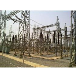 132 KV Outdoor Switch Yard Substations