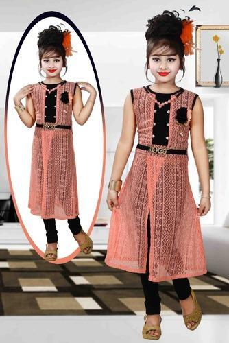 eae18b07499 Girls Fashionable Dress at Rs 500  piece(s)