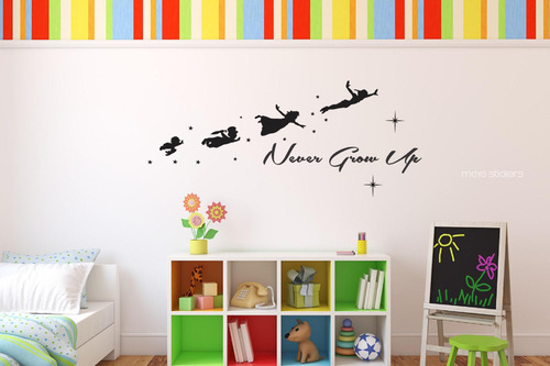 Peter Pan Wall Decal / Wall Sticker For Kids Room