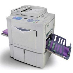 Multi Colored Multifunctional Digital Duplicator, Supported Paper Size: A4