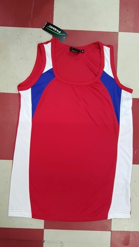 f1b15fc2 Men Nylon Sando Sports T Shirt, Rs 149 /piece, Chopras | ID: 16942630291
