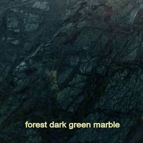 Marble Stone Forest Dark Green Marble Stone Manufacturer