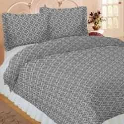 Poly Cootn Flat Sheets With Pillows