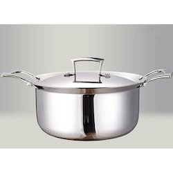 Steel Handle Regular Casseroles
