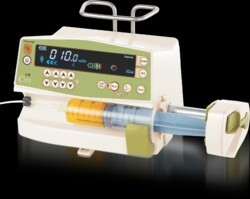 Crest Syringe Pump
