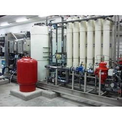 Ultra Filtration Membrane System