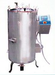 Automatic Vertical High Pressure Sterilizer
