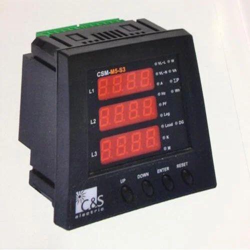 C&S Multi Function Meter