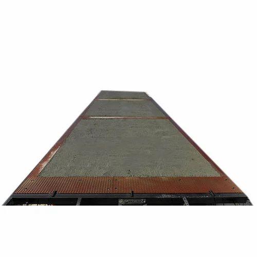 Computerized Concrete Weighbridge