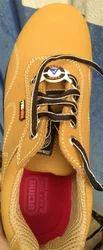Acme Tan X Safety Shoe