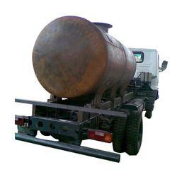 Mild Steel Cesspit Emptier Truck