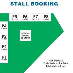 Stall Booking