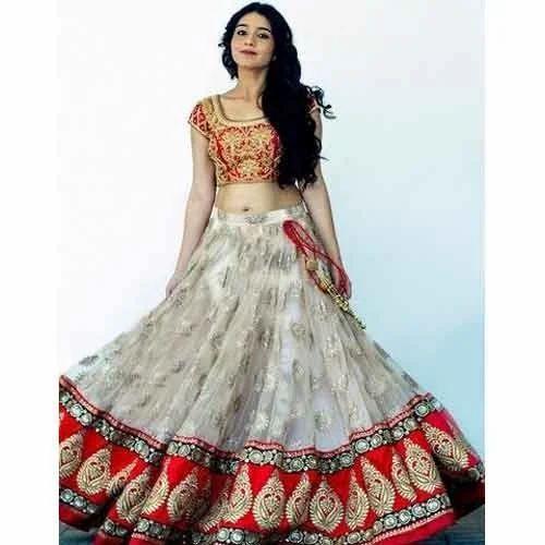 ea9430c275 Indian Lehenga Choli at Rs 2500 /piece | Lehenga Choli, Party Wear ...