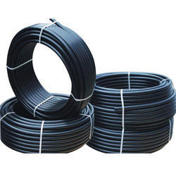 Black HDPE Plastic Pipe