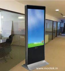 Floor Standing Touch Screen Kiosk