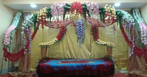 Wedding flower decoration service in taltala kolkata mahan wedding flower decoration service junglespirit Choice Image
