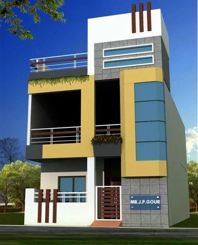 Building Contractor In Main Sukhliya, Indore