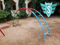 Playground Rainbow Ladder