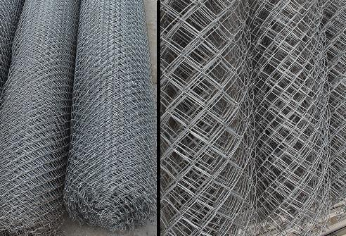Wire Mesh Chain Link Wire Mesh Manufacturer From Panchkula