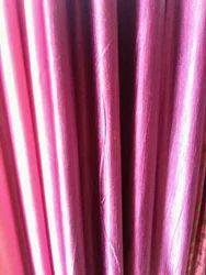 Pink Plain curtains