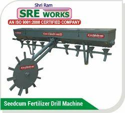 Seedcom Fertilizer Drill Machine