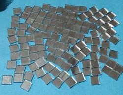 Mirror Glass Beads Square