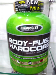 Big Muscles Mass Gainer