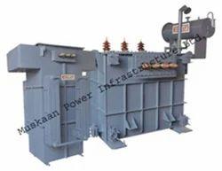 Oil Cooled Voltage Transformer