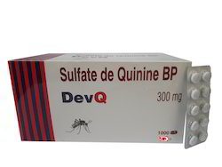 Quinine Sulfate BP Tablets