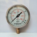 SS Commercial Pressure Gauge