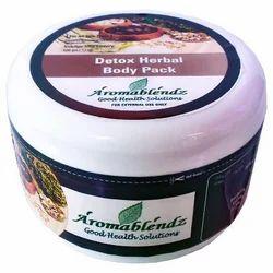 Aromablendz Skin Firming Detox Herbal Pack