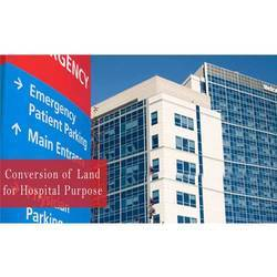Hospital Land Conversion Services