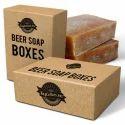 Brown Die-cut Printed Custom Boxes, Weight Holding Capacity (kg): < 5 Kg