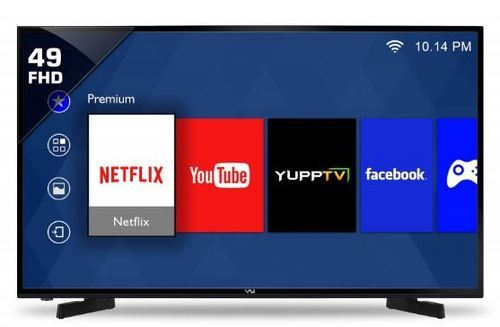 VU Premium Smart 124 cm Full HD LED TV
