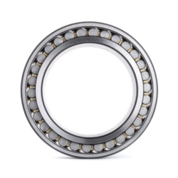Satinless Steel Silver Roller Bearings With Spiral Round Rollers Or Rings