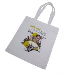 Flymax Printed Coloured Cotton Bags, Size/Dimension: 2-5 Kg