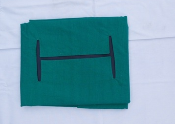 Cesarean Sheet with LR for Gyene and Lapro