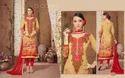 Georgette Embroidery Salwar Suit