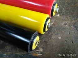 PU Coating Gravity Rollers