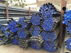 MS Round Erw Pipes