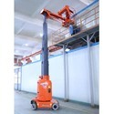 Battery Operated Mast Boom Lift
