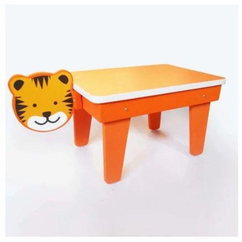Genial Tiger Study Table