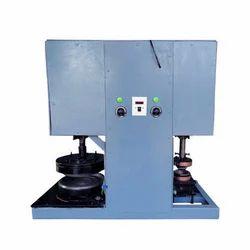 Semi Automatic Double Die Bowl Making Machine
